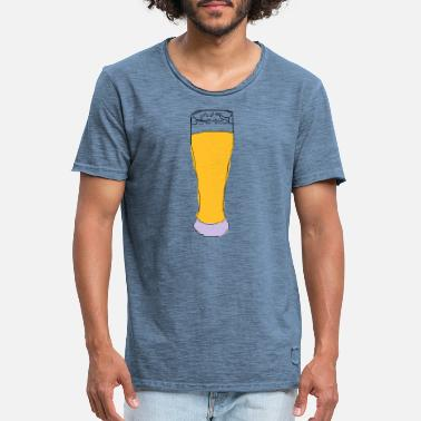 Wheat Beer wheat beer - Men's Vintage T-Shirt