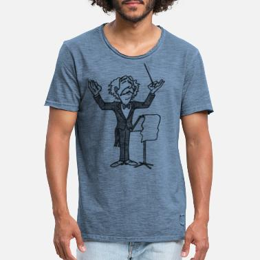 Orchestra conductor - Men's Vintage T-Shirt