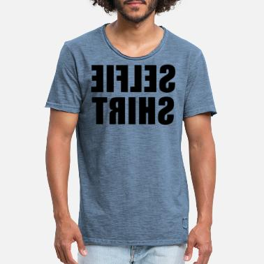 T-shirt with funny phrases - Men's Vintage T-Shirt