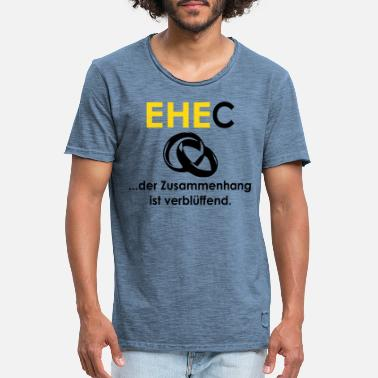 Ehec Stag Night Hen Party: EHEC - Men's Vintage T-Shirt