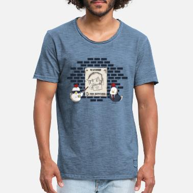 Gaming Collection The Legend Of Chicks - T-shirt vintage Homme