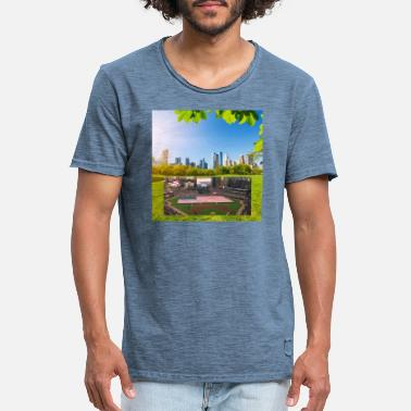 Central Park Central park NYC - Men's Vintage T-Shirt