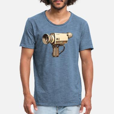Retro cam - Men's Vintage T-Shirt
