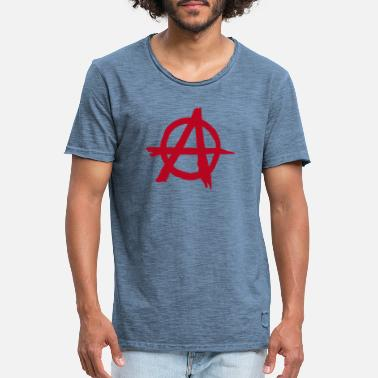 Anarchy Anarchy - Men's Vintage T-Shirt