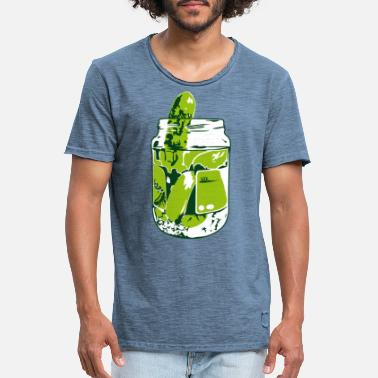 Pickles Pickles - Men's Vintage T-Shirt