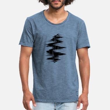 Earthquake earthquake - Men's Vintage T-Shirt