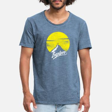 Explore Explore - Men's Vintage T-Shirt