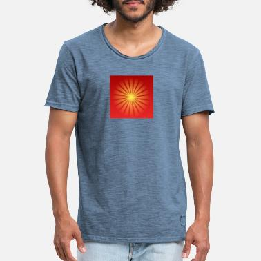 Sunburst Sunburst - Men's Vintage T-Shirt
