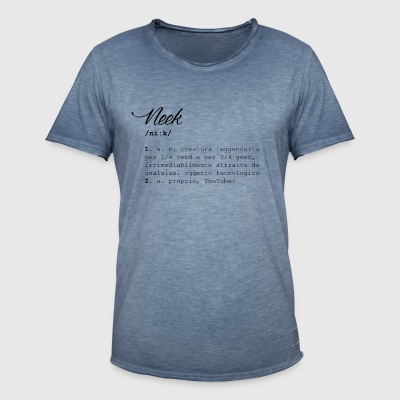 Dictionary - Men's Vintage T-Shirt