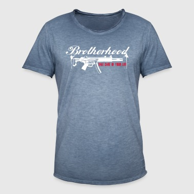 Brotherhood 8 - Men's Vintage T-Shirt