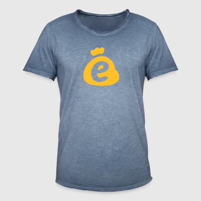 Epicloot icon - Männer Vintage T-Shirt