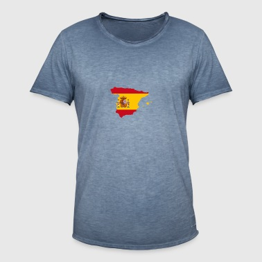 The shirt for Spaniards, Spain - Men's Vintage T-Shirt