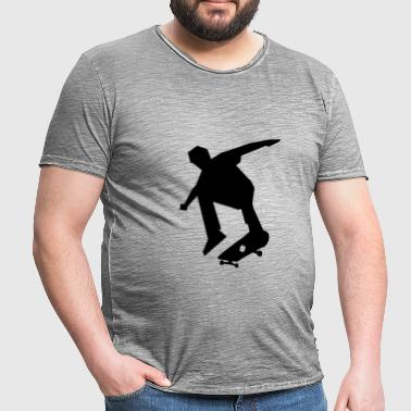 Skateboarder SK8 - Men's Vintage T-Shirt
