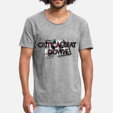 Critic Critical - Men's Vintage T-Shirt