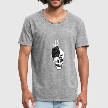 yrself affald - Herre vintage T-shirt