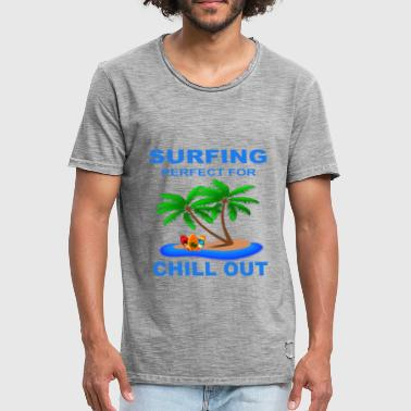 Chill out - Men's Vintage T-Shirt