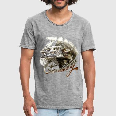 zander hunter germany - Männer Vintage T-Shirt