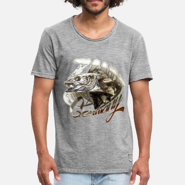 Zander zander hunter germany - Männer Vintage T-Shirt