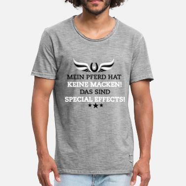 Special Effects Special Effects  - Männer Vintage T-Shirt