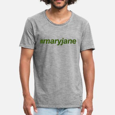 Mary Jane # Mary Jane - Men's Vintage T-Shirt