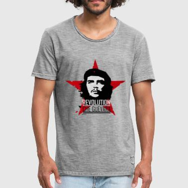 Che Guevara Revolution - Men's Vintage T-Shirt