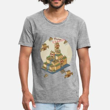 Vintage Collection vintage game - Camiseta vintage hombre