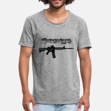Mitrailleuse Mitrailleuse MG - T-shirt vintage Homme