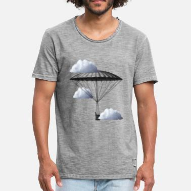 Above The Clouds Above the clouds - Men's Vintage T-Shirt