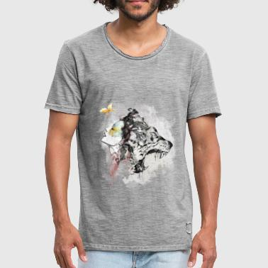 Metamorphosis METAMORPHOSIS - Men's Vintage T-Shirt