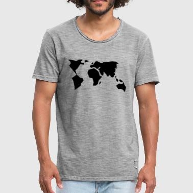 Global - Men's Vintage T-Shirt
