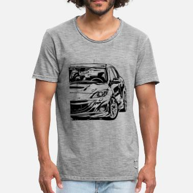 Car Tuning tuning car - Men's Vintage T-Shirt