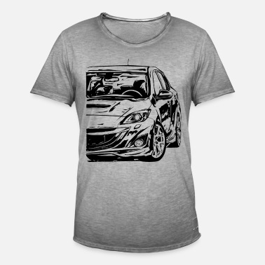 Coches Tuning coches tuning - Camiseta vintage hombre