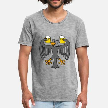 Germany Eagle Germany Eagle - Men's Vintage T-Shirt