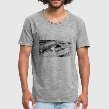 Coast Rough coast - Men's Vintage T-Shirt