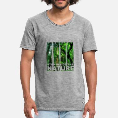 Nature Lover Nature lovers - Men's Vintage T-Shirt