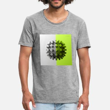 Virus Virus - Men's Vintage T-Shirt