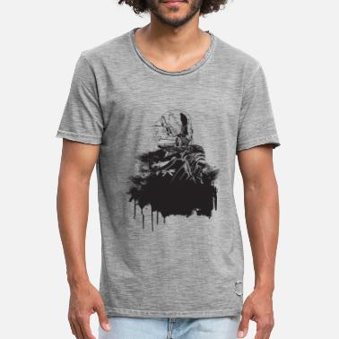 Gaming Collection Titan Schicksal - Männer Vintage T-Shirt