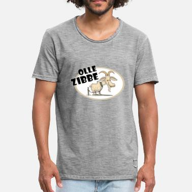 Olle Olle Zibbe - T-shirt vintage Homme