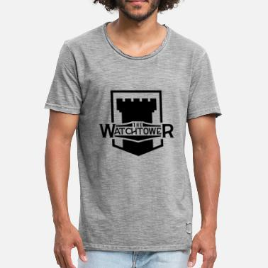 Jehovah Witness Jehovah Watchtower journal Religion - Men's Vintage T-Shirt