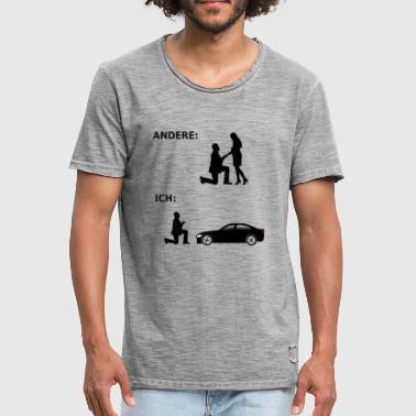 Car - Car Tuner - Tuner - Tuning - Gift - Men's Vintage T-Shirt