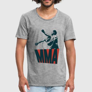 Mixed Martial Arts Mixed Martial Arts - Vintage-T-shirt herr