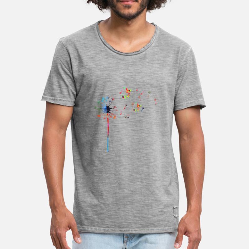 3df6371c70e87d Shop Pusteblume T-Shirts online