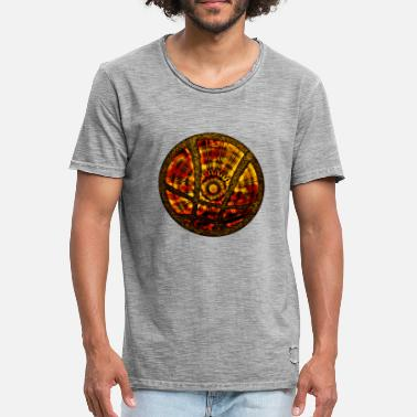 Symbol Magic Sorcery Magical symbol - Sanctum Sanctorum, sorcery, comic T-Shirts - Men's Vintage T-Shirt
