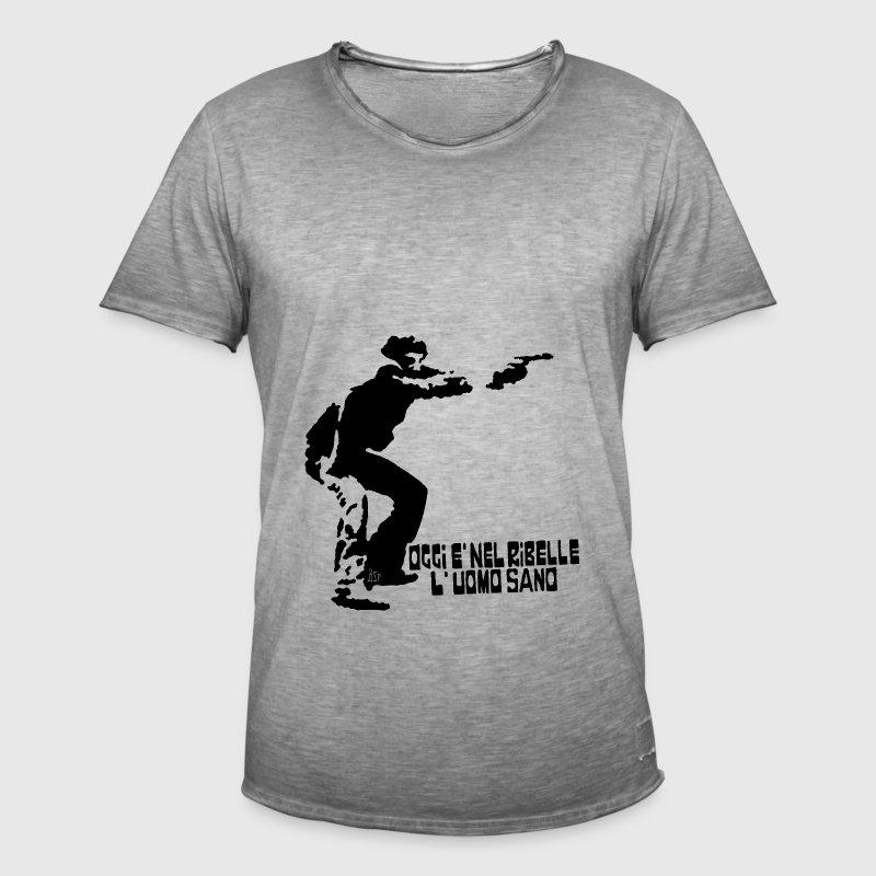 Self Men S Vintage T Shirt Spreadshirt