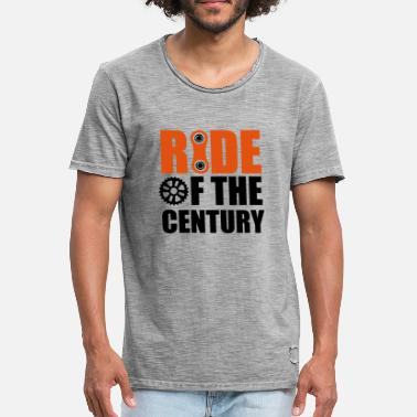 Century Ride of the century - Men's Vintage T-Shirt