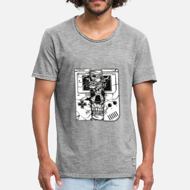 Gaming Collection Game or die - Männer Vintage T-Shirt