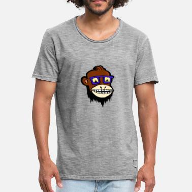 Ordina online magliette con tema scimmia cartone animato spreadshirt