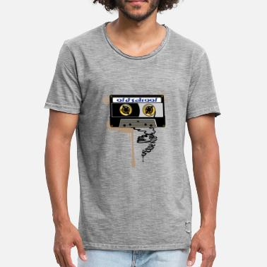 Old School Old school session - T-shirt vintage Homme