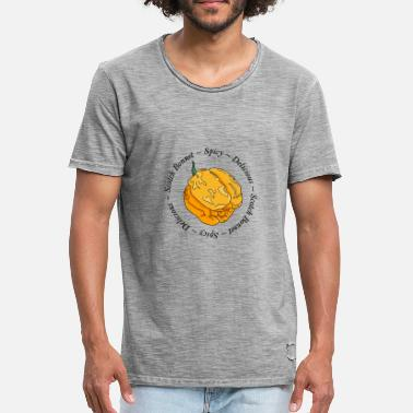 Moa Moa Scotch Bonnet Piment Épicé Chaud - T-shirt vintage Homme