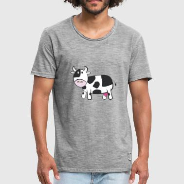 Cow cow - Men's Vintage T-Shirt